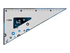 JPC Aludic - Équerre inox - Métal - 21 cm - 60°