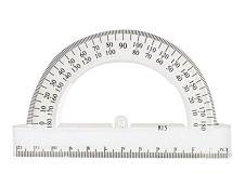 JPC - Rapporteur - 12 cm - plastique