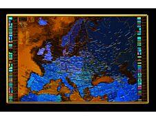 Viquel - Sous-main - 59.8 x 36.5 cm - Géographie