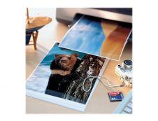 Avery - 50 Feuilles de Papier Photo 160g/m² A4 - Impression Jet d'encre - Brillant
