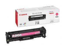 Canon 718 - magenta - original - cartouche laser