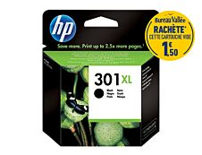 HP 301XL - noir - cartouche d'encre originale