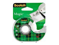 Scotch Magic - Ruban adhésif avec dévidoir - 19 mm x 25 m