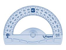 Maped - Rapporteur - 12 cm - géométric