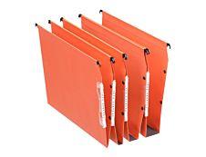 Esselte Orgarex Dual - 25 Dossiers suspendus - Pour armoire -fond V
