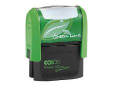 COLOP Printer 20 Green Line - tampon - PAYE