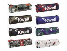 Kwell Trousse Ronde 8 décors disponibles 1 compartiment Oberthur