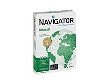 Navigator Universal - Papier blanc - A4 (210 x 297 mm) - 80 g/m² - 500 feuille(s)