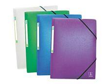 Oxford 2nd Life - Chemise à 3 rabats - A4 - différentes couleurs disponibles