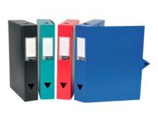 Viquel CLASS DOC - Boîte de classement - Dos 80 mm - 245 x 330 mm - couleurs assorties