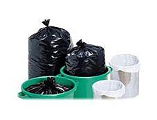 Carton Plus - 25 sacs poubelle - 130 L - noir