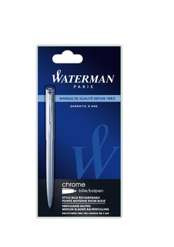 Waterman - Bille Chrome Waterman