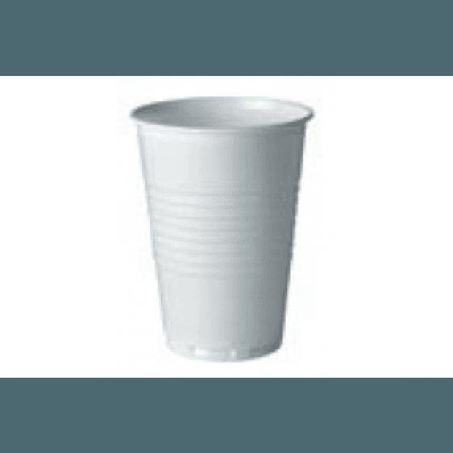 100 Gobelets Blanc 20cl