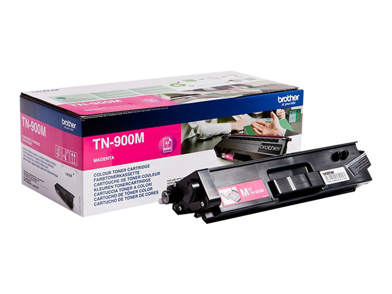 Brother TN900 - magenta - cartouche laser d'origine