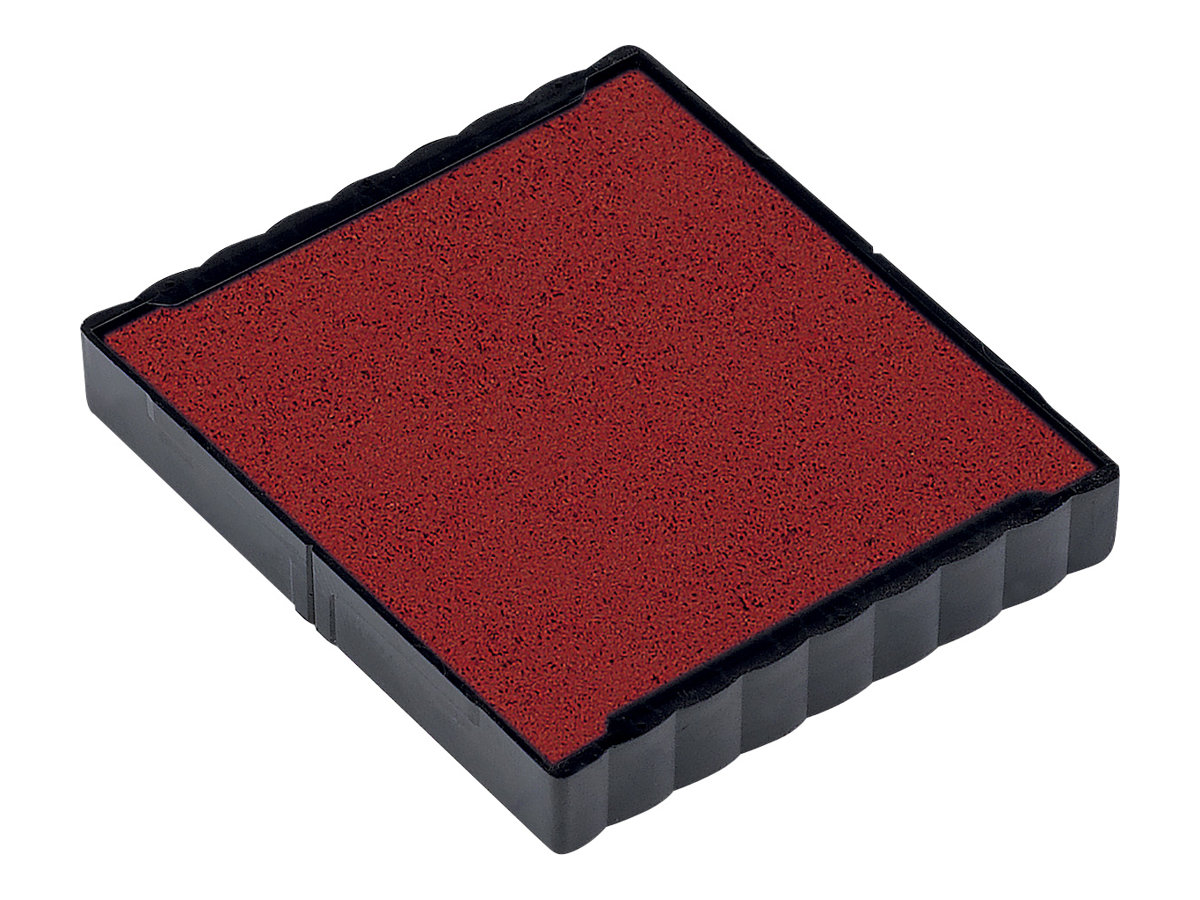 Trodat - 3 Encriers 6/4924 recharges pour tampon Printy 4740/4924/4940 - rouge