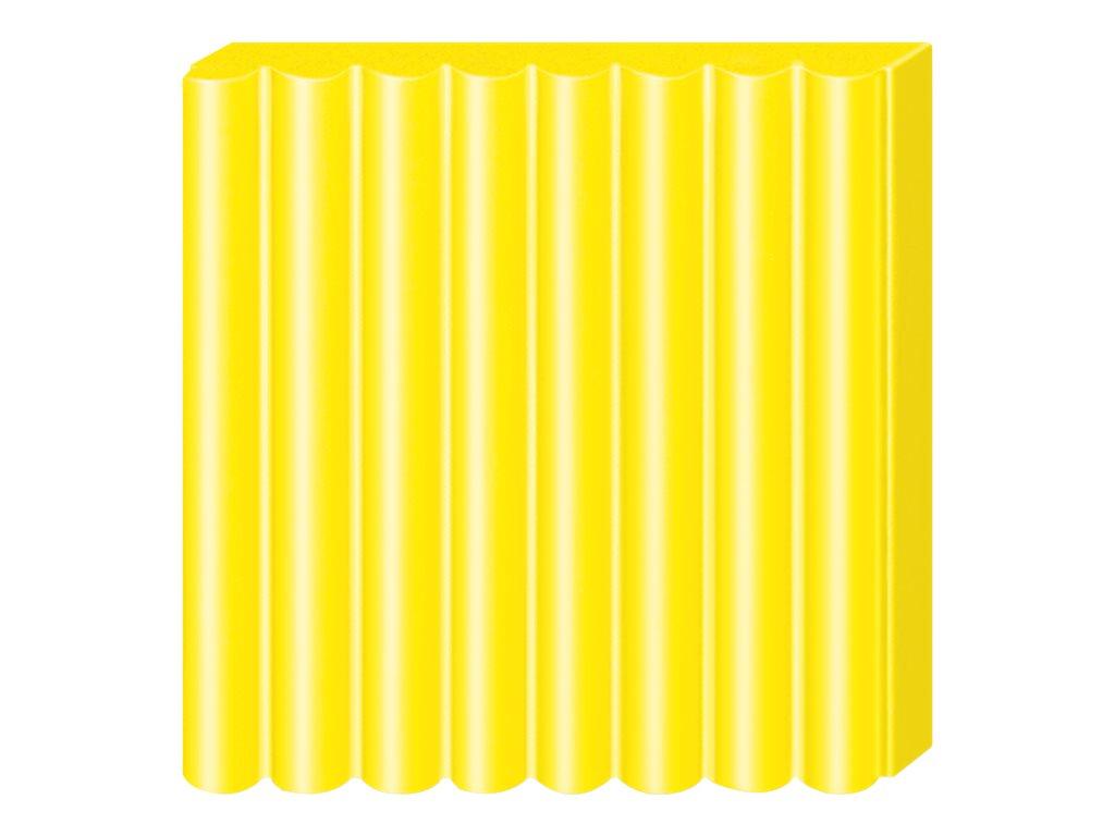 Pâte Fimo Soft  - Citron - 57G