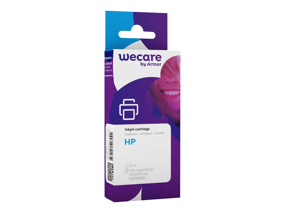 HP 300XL - remanufacturé Wecare K20273W4 - cyan, magenta, jaune - cartouche d'encre