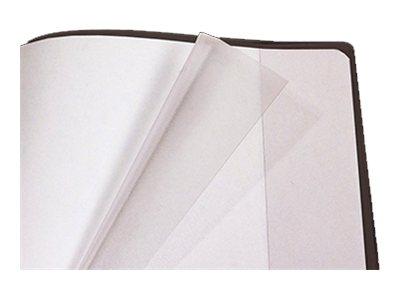 Calligraphe - Protège cahier avec rabats - 24 x 32 cm - cristalux - transparent