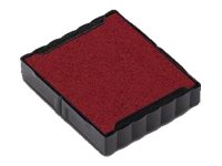 Trodat - 3 Encriers 6/4923 recharges pour tampon Printy 4923/4930 - rouge