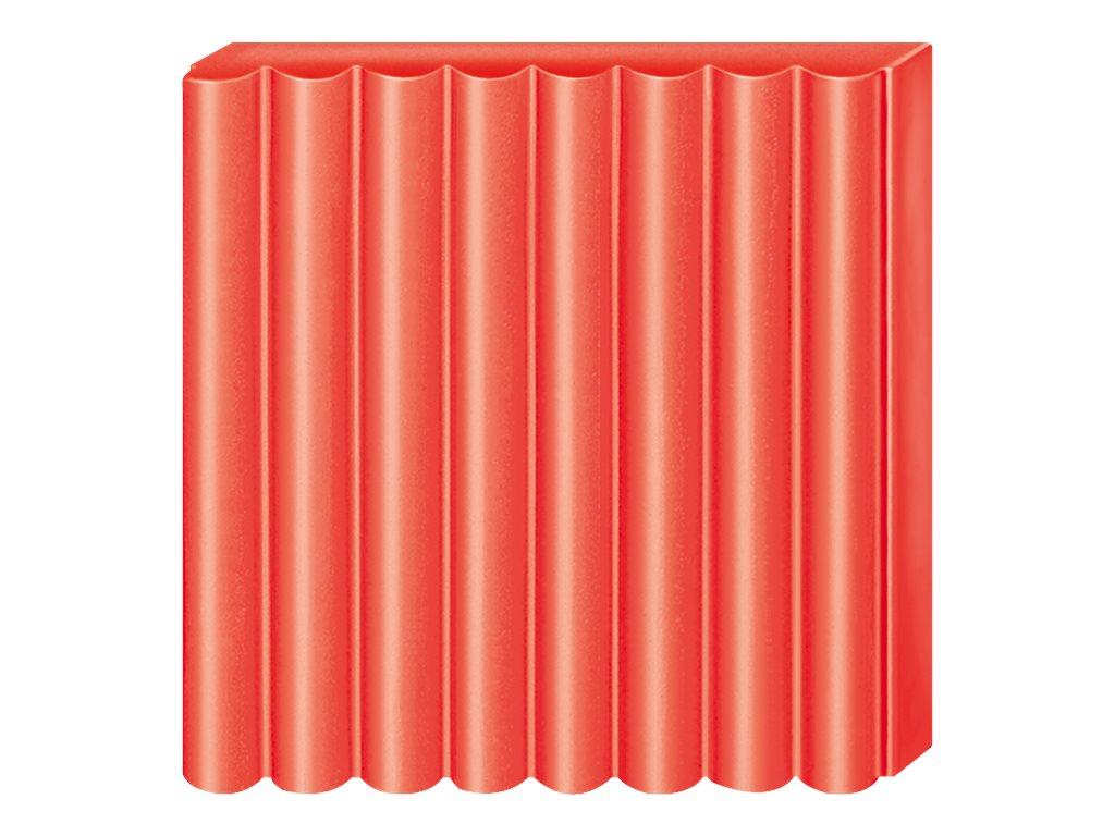 Pâte Fimo Effect - Rouge Translucide - 57G