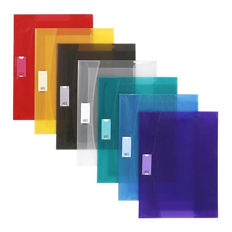 Viquel Strong - Protège cahier avec rabats - 17 x 22 cm - bleu