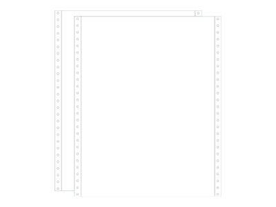 ELVE - listing - 240x11 - velin blanc - 3 plis blancs