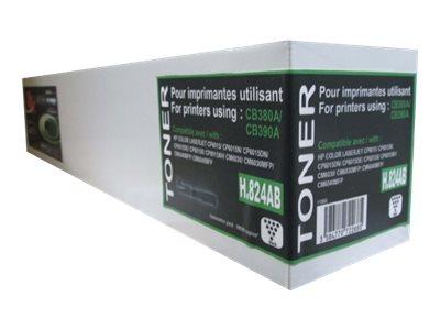 HP 823A - remanufacturé UPrint H.824AB - noir - cartouche laser