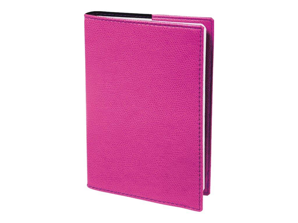 Club Randonnée - Agenda de poche - 1 semaine sur 2 pages - 9 x 12,5 cm - rose - Quo Vadis