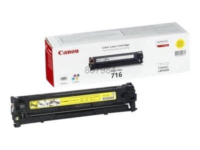 Canon 716 - jaune - cartouche laser d'origine
