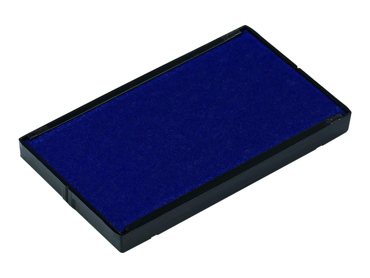 Trodat - 3 Encriers 6/4926 recharges pour tampon Printy 4926/4726 - bleu
