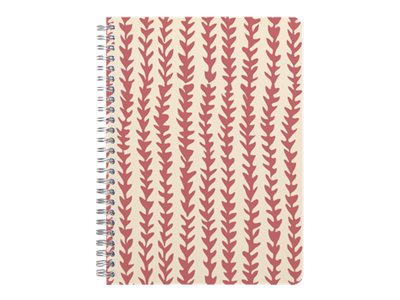 Clairefontaine Zoé 3 - carnet - A5 (15 x 21 cm) - 180 pages - gradué - disponible dans différentes couleurs - carton