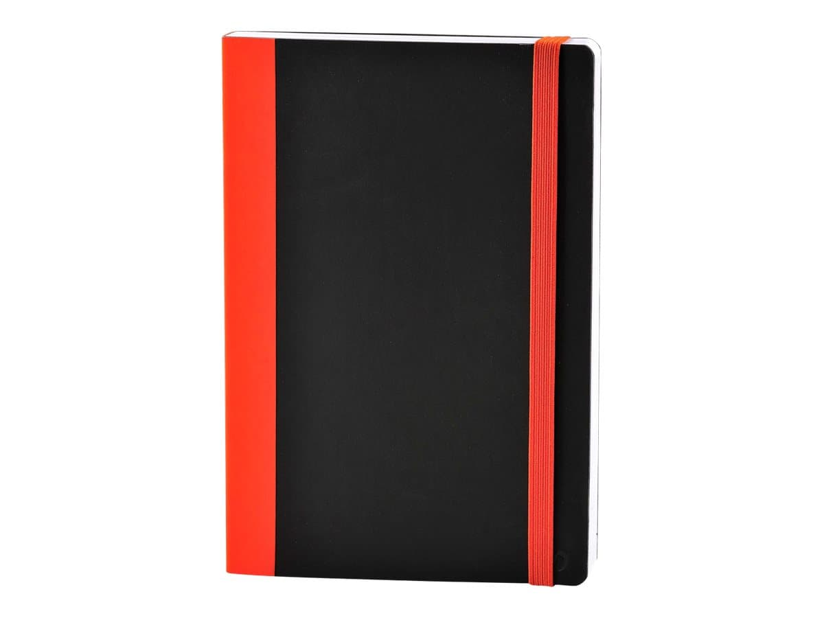Quo Vadis Soft & Color - Carnet de notes 15 x 21 cm - ligné - orange