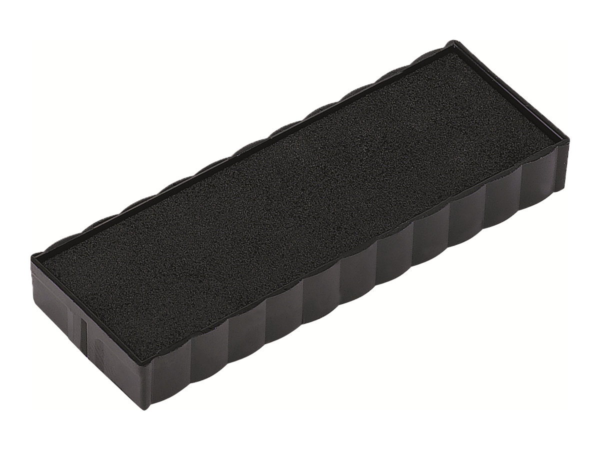 Trodat - 3 Encriers 6/4817 recharges pour tampon Printy 4813/4917 - noir