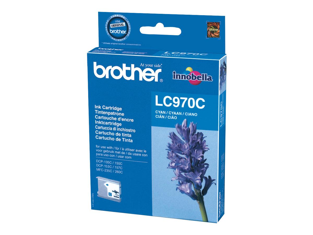 Brother LC970 - cyan - cartouche d'encre originale