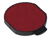 Trodat - 3 Encriers 6/15 recharges pour tampon 5215/5415 - rouge